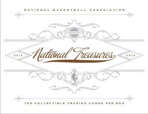 2012-13 national treasures